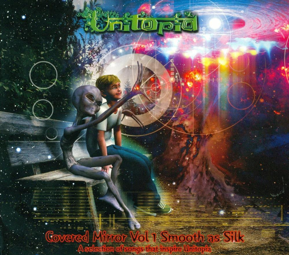 Unitopia - Covered Mirror Vol.1: Smooth As Silk CD (album) cover
