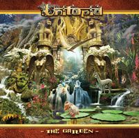 Unitopia The Garden album cover