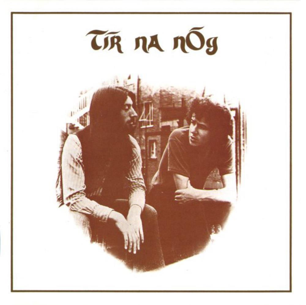 Tir Na Nog - Tír Na Nóg CD (album) cover