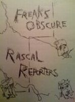 Freaks Obscure by RASCAL REPORTERS album cover