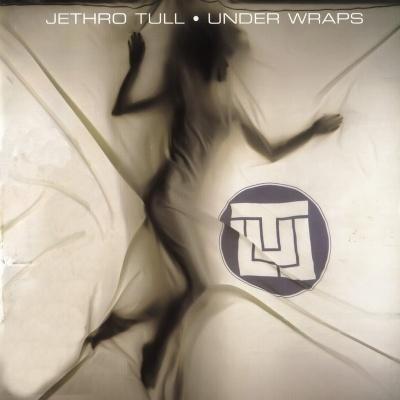 Under Wraps by JETHRO TULL album cover