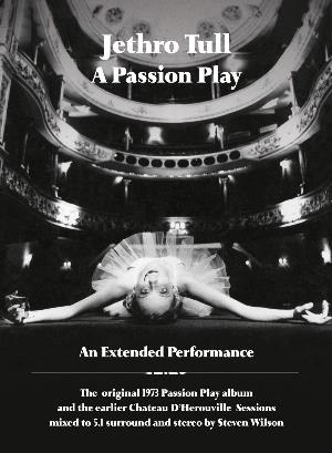 A Passion Play: An Extended Perfomance by JETHRO TULL album cover