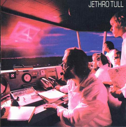 Jethro Tull - A CD (album) cover