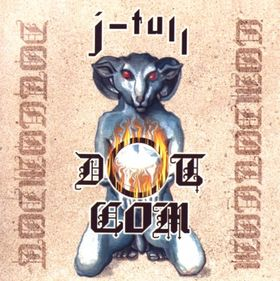 Jethro Tull - J-Tull Dot Com CD (album) cover