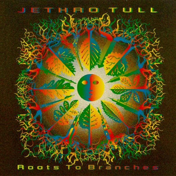 Roots To Branches  by JETHRO TULL album cover