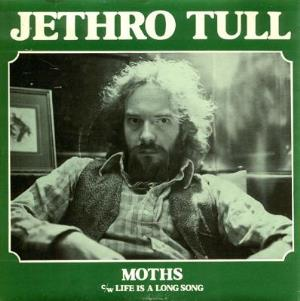 Jethro Tull Moths album cover