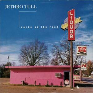 Jethro Tull - Rocks On The Road CD (album) cover