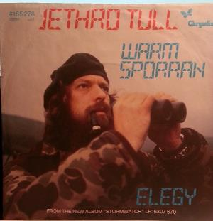 Jethro Tull Warm Sporran album cover