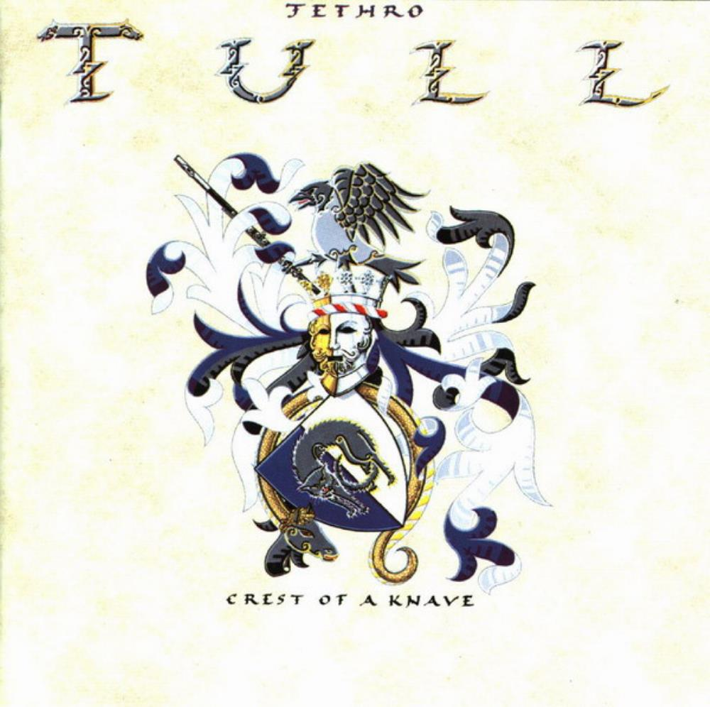 Jethro Tull - Crest Of A Knave CD (album) cover