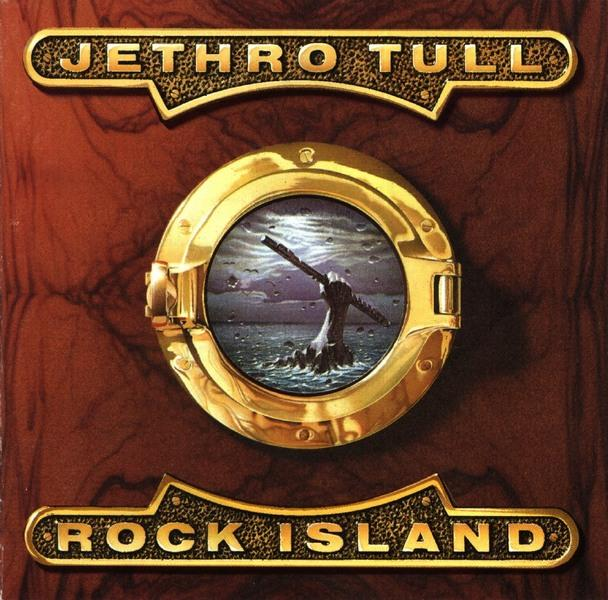 Jethro Tull - Rock Island CD (album) cover