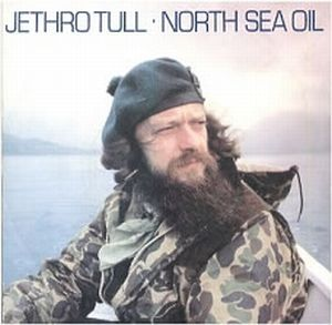 Jethro Tull North Sea Oil  album cover