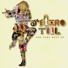 Jethro Tull - The Very Best Of Jethro Tull CD (album) cover