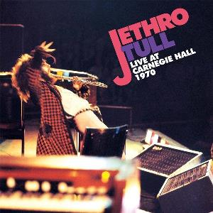 Jethro Tull Live At Carnegie Hall 1970 album cover