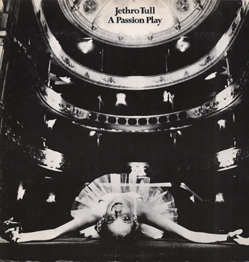 Jethro Tull - A Passion Play CD (album) cover