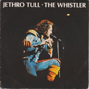 Jethro Tull The Whistler album cover