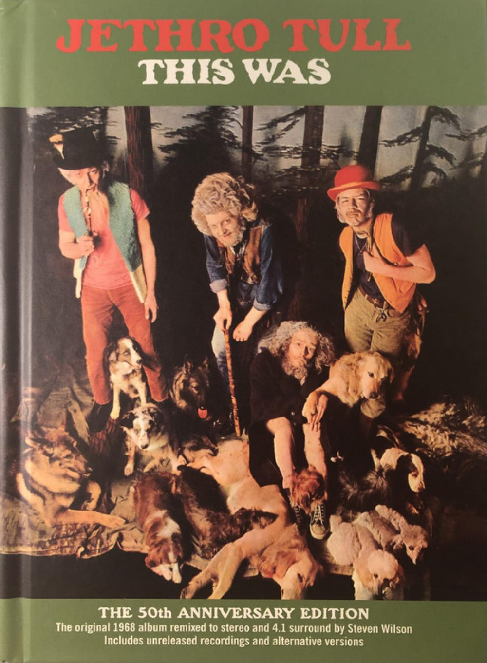 Jethro Tull This Was (50 Anniversary Edition) album cover