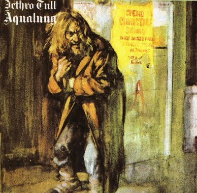 Jethro Tull - Aqualung CD (album) cover