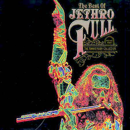 Jethro Tull - The Best Of Jethro Tull:  The Anniversary Collection CD (album) cover