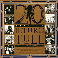 Jethro Tull - 20 Years Of Jethro Tull Box  CD (album) cover