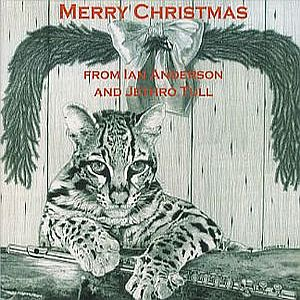 Jethro Tull The Christmas album cover