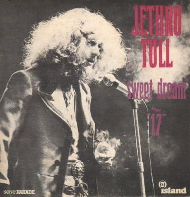 Jethro Tull - Sweet Dream / 17 CD (album) cover