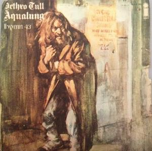 Jethro Tull Aqualung album cover