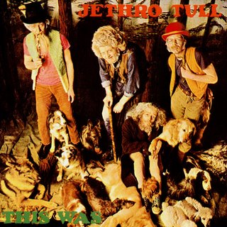 Jethro Tull This Was album cover