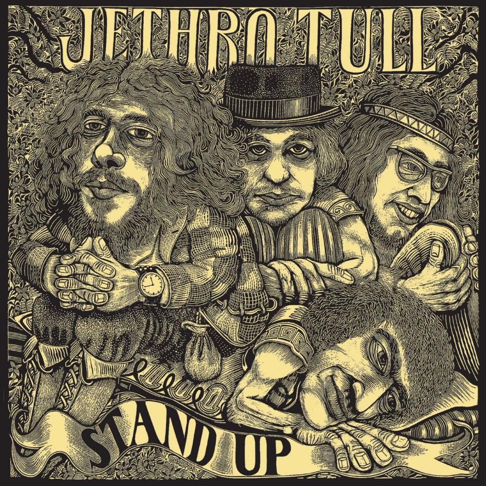 Stand Up by JETHRO TULL album cover