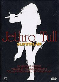 Jethro Tull - Slipstream (DVD) CD (album) cover
