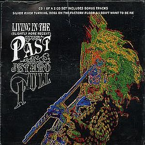 Jethro Tull Living In The Past 2 CD single album cover
