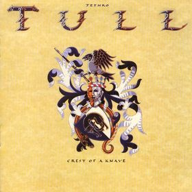 Jethro Tull Crest Of A Knave album cover