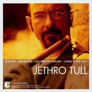 Essential Jethro Tull by JETHRO TULL album cover