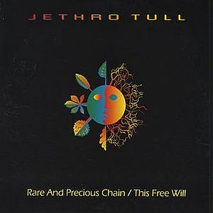 Jethro Tull Rare And Precious Chain album cover
