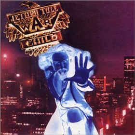 War Child by JETHRO TULL album cover