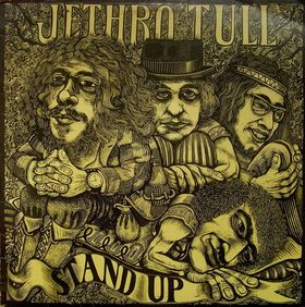 Jethro Tull Stand Up album cover