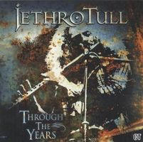Jethro Tull - Through The Years CD (album) cover