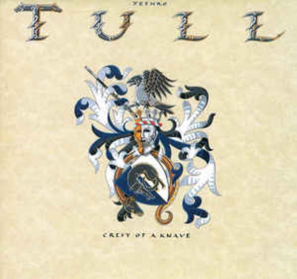 Crest Of A Knave by JETHRO TULL album cover