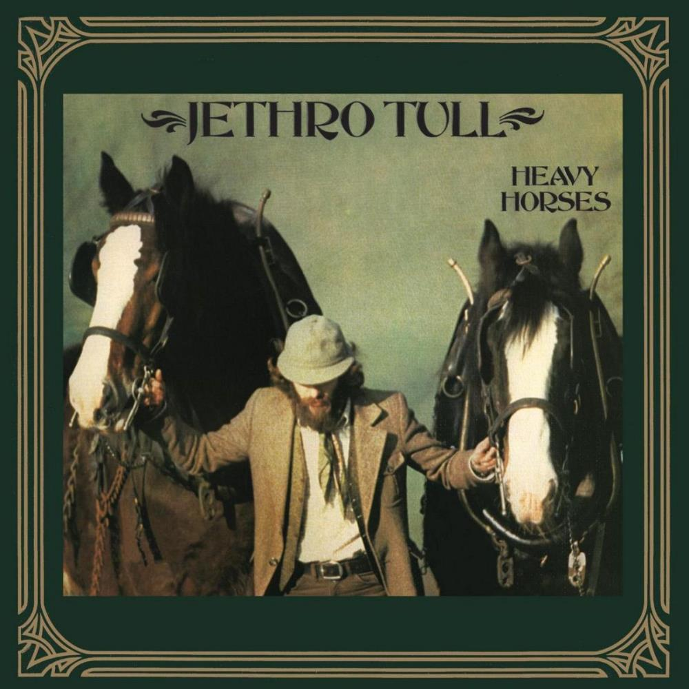 Jethro Tull - Heavy Horses CD (album) cover