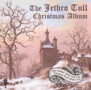 Jethro Tull The Jethro Tull Christmas Album / Live - Christmas At St Bride's 2008 album cover