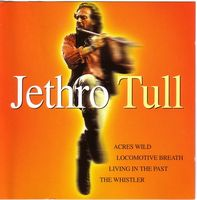 Jethro Tull A Jethro Tull Collection album cover