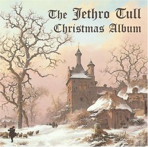 Jethro Tull - The Jethro Tull Christmas Album CD (album) cover