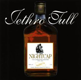 Jethro Tull - Nightcap CD (album) cover
