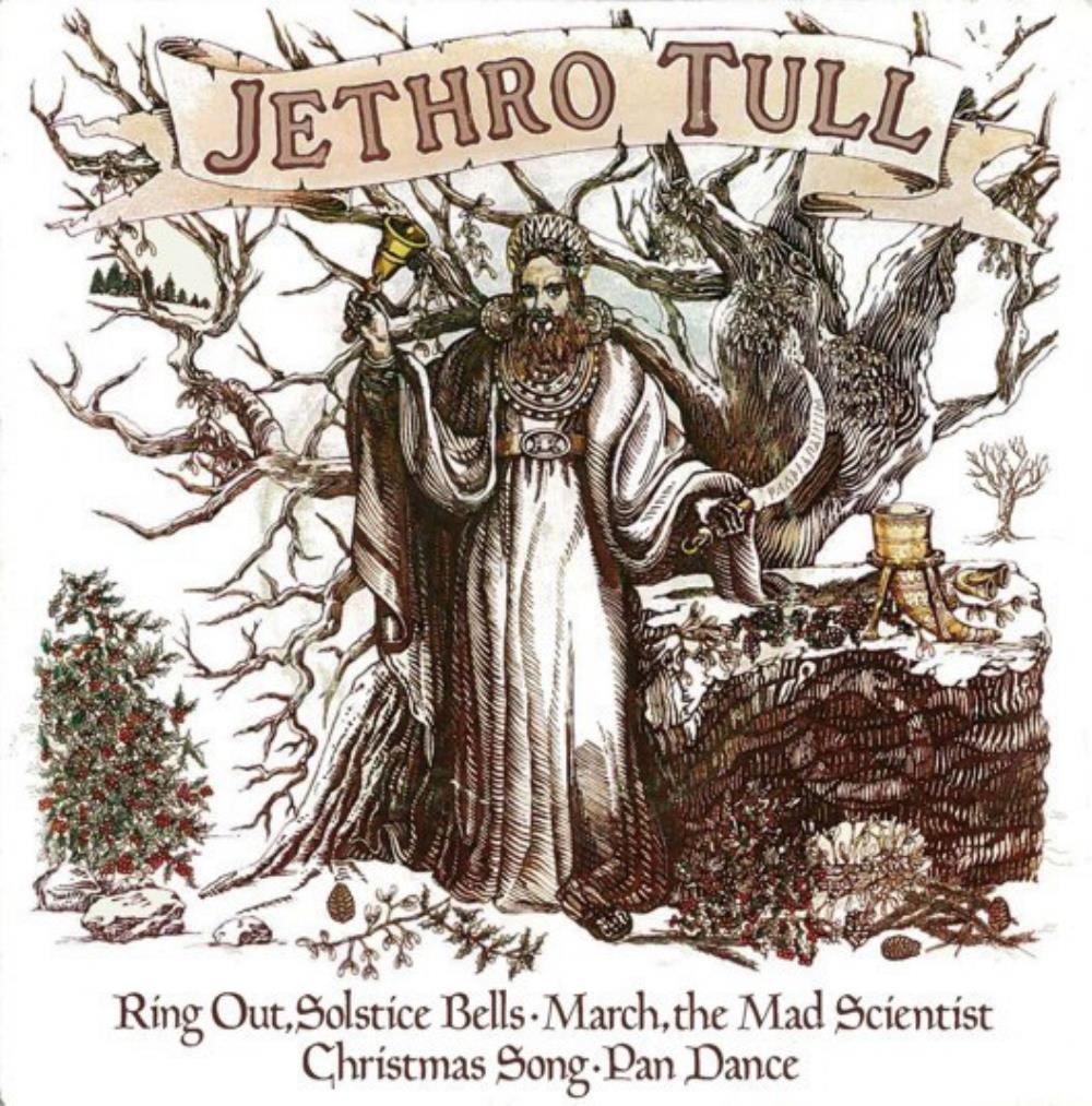 JETHRO TULL Ring Out, Solstice Bells reviews