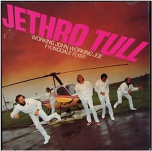Jethro Tull Working John, Working Joe album cover