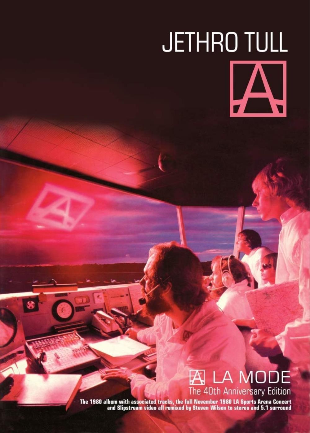 A (La Mode) - The 40th Anniversary Edition by JETHRO TULL album cover