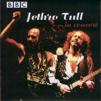 Jethro Tull - In Concert  CD (album) cover