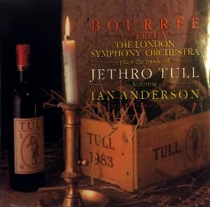 Jethro Tull Bourrée album cover