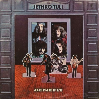Jethro Tull - Benefit CD (album) cover