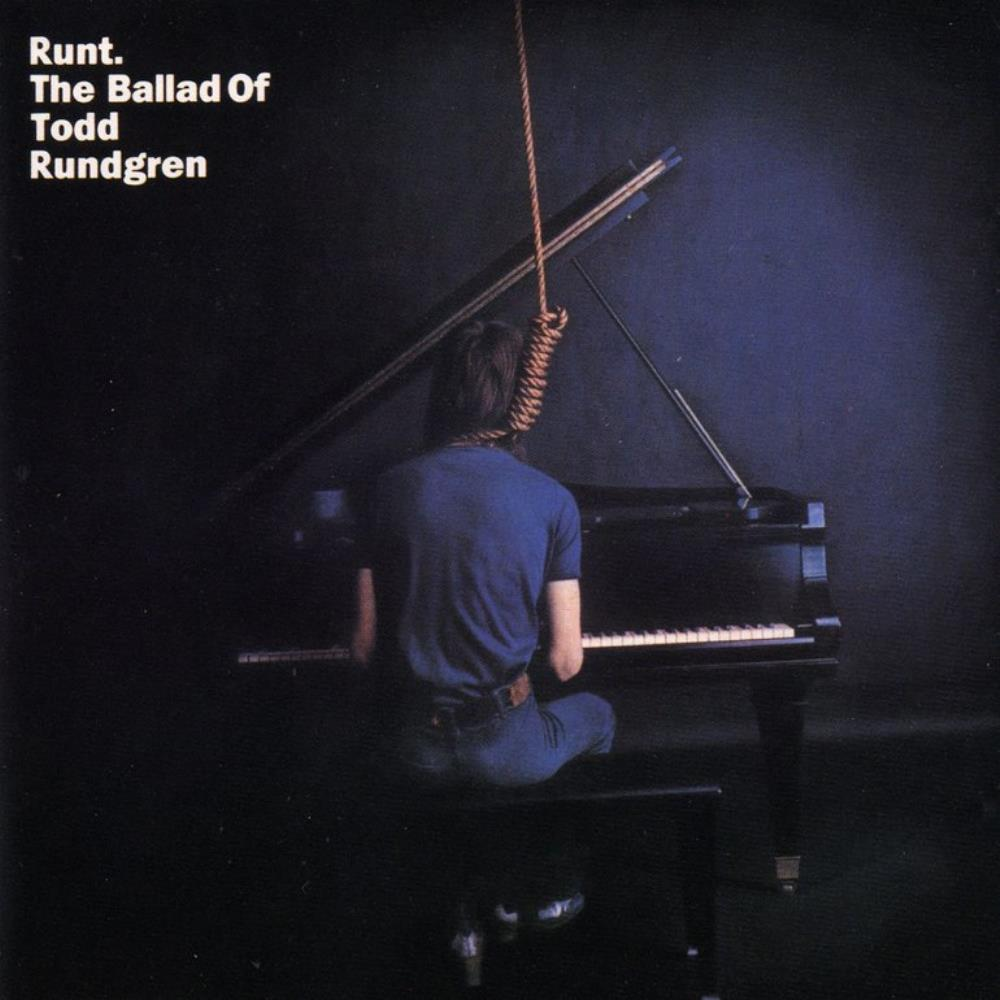 Todd Rundgren Runt. The Ballad of Todd Rundgren album cover