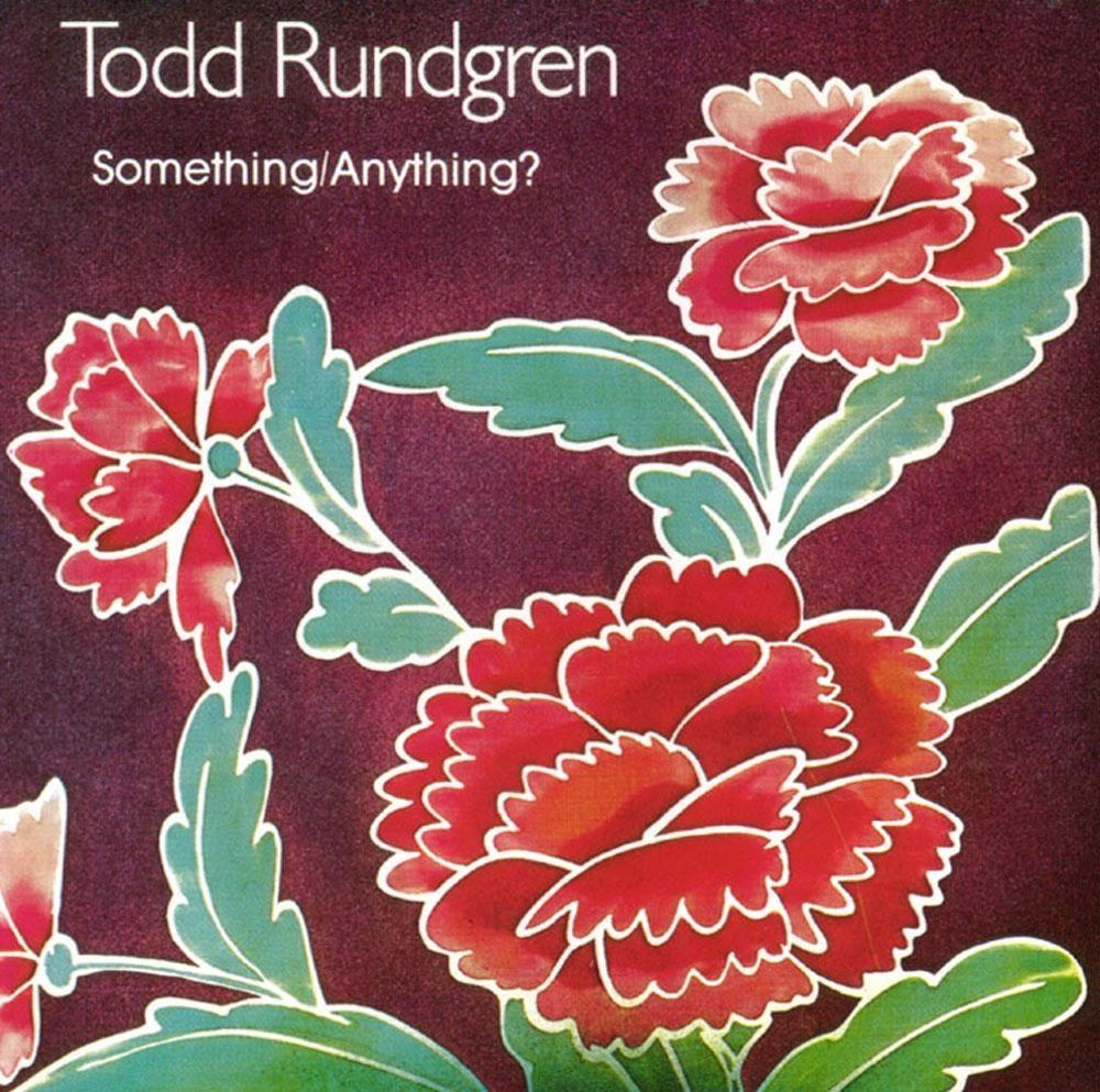 Something / Anything ? by RUNDGREN, TODD album cover
